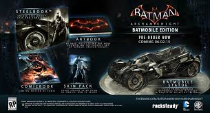 new car game release dateBatman Arkham Knight Video Game Release Date Pushed Back  Batman