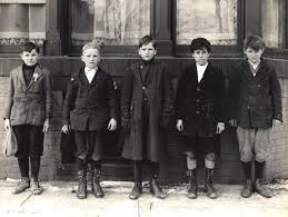 Image result for Father Edward J. Flanagan and the first 6 boys