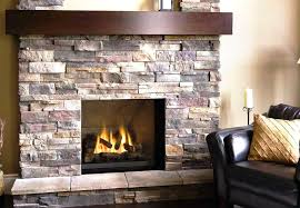 stacked stone fireplace veneer the modification for the fireplace stone veneer modern style house design ideas