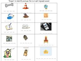 250 free phonics worksheets covering all 44 sounds, reading, spelling, sight words and sentences! Split Digraph O E Powerpoint And Worksheet Teaching Resources