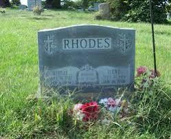 Virgil Lee Rhodes (1912-1994) - Find A Grave Memorial