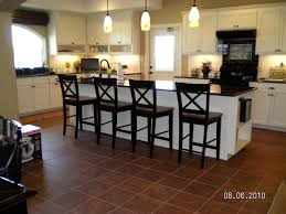 kitchen island with stools for luxury homes cool kitchen island with sustainable bar stools for