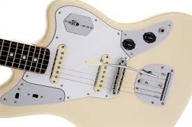 johnny marr jaguar® fender electric guitars johnny marr jaguar® olympic white