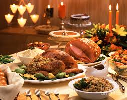 images of thanksgiving meal