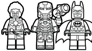 Marvel Heroes Coloring Pages Super Heroes Coloring Pages Superheroes
