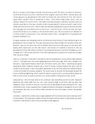 essay about experience madrat co essay about experience