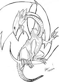 Dragon Coloring Pages Free Printable Coloring Page For Kids