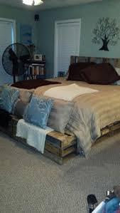 king size pallet bed king size pallet bed bed frame pallet bed pallets and diy pallet bed