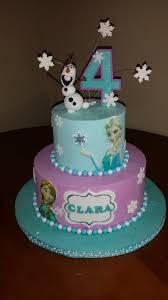 Frozen Themed Birthday Cake Disney Themed Cakes Frozen Themed