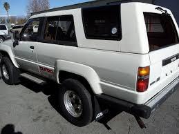 Feeler- 1987 Hilux Surf Diesel 5 Spd JDM 89k CA Title - Toyota ...
