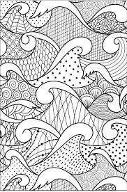 Art Thérapie Coloring Pages For Adults Coloring Pages Doodle