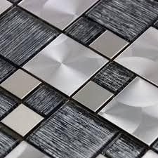 luxury textured grey glass brushed