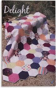 Creative Grids (UK) LTD Delight Quilt Pattern By Jaybird Quilt WAS ... & Delight Quilt Pattern By Jaybird Quilt WAS £8.95 NOW £4.47 Adamdwight.com