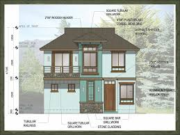 innovation small house design plan philippines 5 house plan design