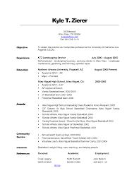 Resume Objective Statements Job Warehouse Statement Exa Sevte