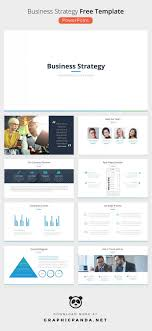 Pptx Themes Business Strategy Free Powerpoint Template Ppt Pptx