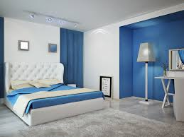 modern bedroom colors. Modern White And Blue Bedroom Color Schemes With Gray Carpet Colors