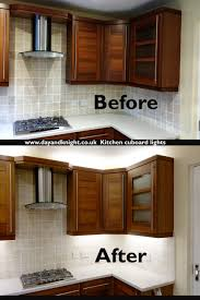 under cupboard kitchen lighting. Kitchen Lighting Under Cupboard LED Strip Lights B