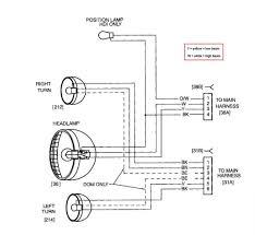 headlight wiring diagram Headlight Wiring Diagram auto headlight wiring diagram headlights wiring diagram
