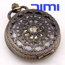 vintage men engraved mechanical pocket watch chain pocket fob vintage men engraved mechanical pocket watch chain