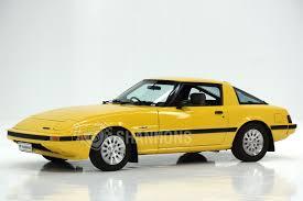 mazda rx7 1985. mazda rx7 series 3 coupe rx7 1985