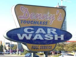 denny s touchfree car wash full