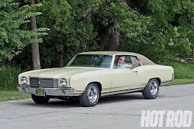 Hot Rod To The Rescue: 70's Monte Carlo - Hot Rod Network