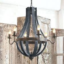 shades of light chandeliers shades of light urban renewal wooden wine barrel shades of light chandeliers