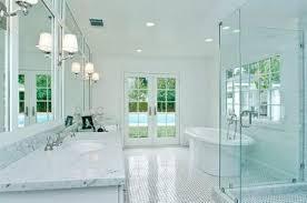 Bathroom Tile Color Schemes White Wood Blinds Copper Freetanding Bathroom Color Combinations