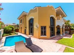 4 bedroom villa in palm jumeirah dubai genuine listing well maintained aed8 650 000 garden homes