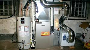 how much does it cost to install a water heater new furnace air conditioner water heater and whole house dehumidifier installed in a cost install water