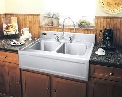 farm style sink. Simple Sink Farm Style Sink Kitchen Sinks Apron  Within For Farm Style Sink U