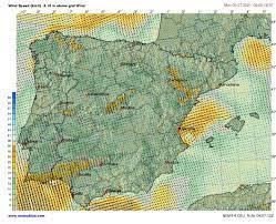 Mappe meteorologiche - Spagna e Portogallo - meteoblue