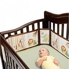 breathable baby mesh cot liner mesh cot