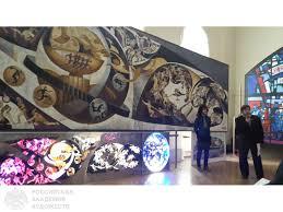 Защита дипломных работ выпускников института им В И Сурикова и  Защита дипломных работ выпускников 2016 года Санкт Петербургского государственного академического института живописи скульптуры и