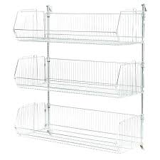 wire basket wall storage amazing wall mounted wire baskets storage in popular outstanding best wall mounted