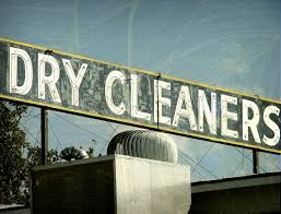dry cleaners change