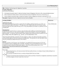 Unusual Addition Of Algebraic Expression Ideas - Worksheet ...