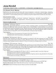 Civil Engineering Resume Objective Socialum Co