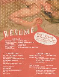 Resume by cheektocheek