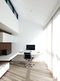 diy floating desk diy home. diy floating office desk home white minimalist design with imac and nice chair build u