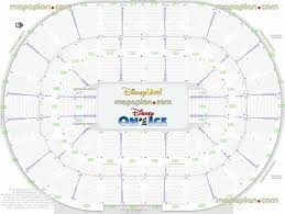 Smoothie King Arena Seating Chart Wells Fargo Center Chart Images Online In Philips Arena