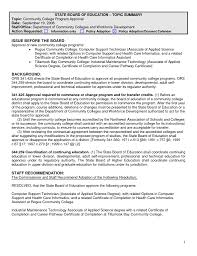 Support Technician Resume Resume For Your Job Application
