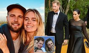 Meghan markle are pleased that members of the armed forces will play such a special role in their wedding. Prince Harry Will Attend His Ex Girlfriend Cressida Bonas S Wedding Daily Mail Online