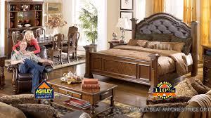 Ashley Furniture HomeStore Price Match Guaranteed or its FREE