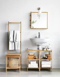 ikea pedestal sink. Plain Ikea Renters With A Pedestal Sink Especially Exposed Plumbing May Lament  Lack Of Undersink Storage If This Is You U2014 Try Two RAGRUND Shelves Pushed  Inside Ikea Pedestal Sink Pinterest