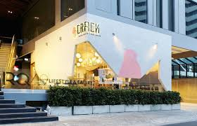 modern restaurant building. Beautiful Building This Restaurant Design Was Inspired By Cracked Eggs To Modern Restaurant Building E