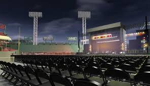 Fenway Park Concert Seating Chart Billy Joel Billy Joel Fenway Park Tickets