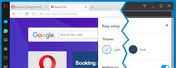 Browser Themes Customization Opera Help