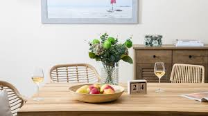 make your dining room light and cozy choose our new table toftaan and bine it with chairs risto and friaan furniture can be use outdoors or indoors